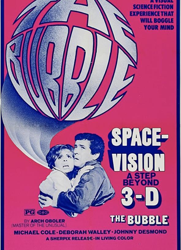 1966 film the bubble 3D